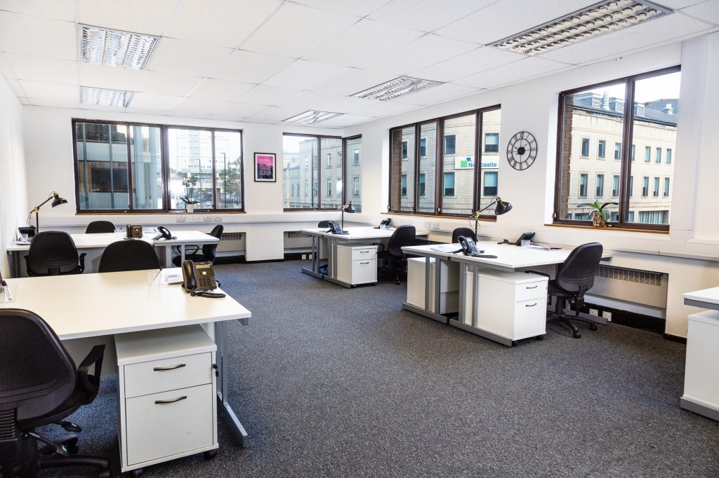 Citibase Newcastle Market Street Office Space