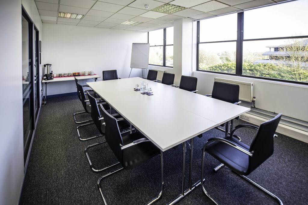 Citibase Manchester Old Trafford Office meeting room