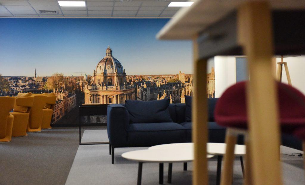 Citibase Oxford Reception